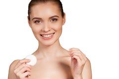 Οδοντικός καθαρισμός. Στοκ φωτογραφία με δικαίωμα ελεύθερης χρήσης