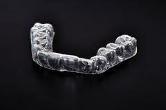 Οδοντικός νάρθηκας στοκ φωτογραφία με δικαίωμα ελεύθερης χρήσης