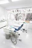 οδοντικό γραφείο εξοπλισμού Στοκ φωτογραφίες με δικαίωμα ελεύθερης χρήσης