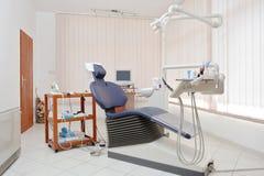 οδοντικό γραφείο Στοκ Εικόνες