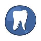οδοντικό εικονίδιο απεικόνιση αποθεμάτων