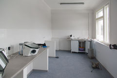 Οδοντικό εργαστήριο Στοκ Εικόνες