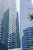Ο ουρανοξύστης, Σιγκαπούρη Στοκ εικόνα με δικαίωμα ελεύθερης χρήσης