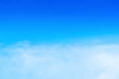 Ο ουρανός είναι σαφής Στοκ Φωτογραφίες