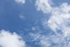Ο ουρανός είναι σαφής Στοκ Εικόνες
