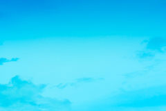 Ο ουρανός είναι σαφής Στοκ φωτογραφία με δικαίωμα ελεύθερης χρήσης