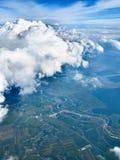 Ο ουρανός είναι το έδαφος Στοκ εικόνες με δικαίωμα ελεύθερης χρήσης