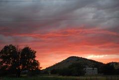 Ο ουρανός είναι το όριο στοκ εικόνα με δικαίωμα ελεύθερης χρήσης