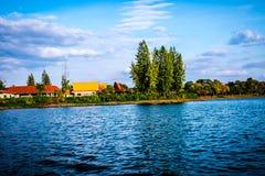 Ο ουρανός & η θάλασσα Στοκ φωτογραφία με δικαίωμα ελεύθερης χρήσης