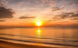 Ο ουρανός και η θάλασσα Στοκ εικόνα με δικαίωμα ελεύθερης χρήσης