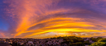 Ο ουρανός μου Στοκ εικόνα με δικαίωμα ελεύθερης χρήσης