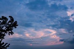 Ο ουρανός νωρίς στοκ φωτογραφίες με δικαίωμα ελεύθερης χρήσης