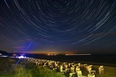 Ο ουρανός πέρα από Ruegen Στοκ φωτογραφία με δικαίωμα ελεύθερης χρήσης