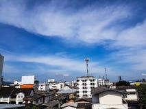Ο ουρανός σε με Στοκ φωτογραφίες με δικαίωμα ελεύθερης χρήσης