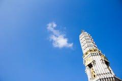 Ο ουρανός στο pho wat Στοκ εικόνες με δικαίωμα ελεύθερης χρήσης