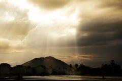 Ο ουρανός Στοκ Εικόνα