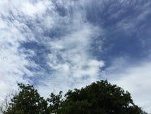 Ο ουρανός Στοκ φωτογραφία με δικαίωμα ελεύθερης χρήσης