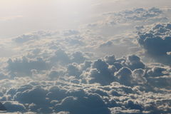 Ο ουρανός Στοκ φωτογραφίες με δικαίωμα ελεύθερης χρήσης
