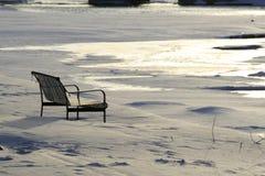 ο πάγκος αγνοεί Στοκ φωτογραφίες με δικαίωμα ελεύθερης χρήσης