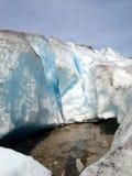 Ο πάγος Στοκ Εικόνα