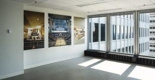 19ο πάτωμα άποψης Ville Marie θέσεων Στοκ Εικόνες