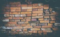 Ο πέτρινος από τα παλαιά τούβλα στοκ εικόνες