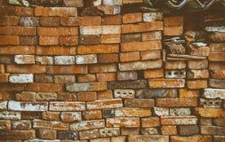 Ο πέτρινος από τα παλαιά τούβλα στοκ φωτογραφίες με δικαίωμα ελεύθερης χρήσης