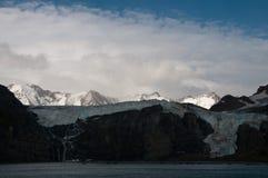 Ο παγετώνας Στοκ Εικόνες