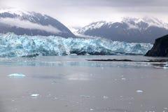 Ο παγετώνας Hubbard, Αλάσκα Στοκ Φωτογραφίες
