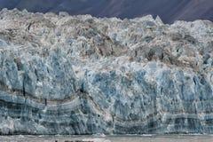 Ο παγετώνας Hubbard Στοκ Εικόνες