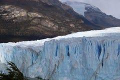 Ο παγετώνας Perito Moreno Στοκ φωτογραφίες με δικαίωμα ελεύθερης χρήσης