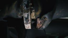 Ο παλαιός σωλήνας διαρρέει απόθεμα βίντεο