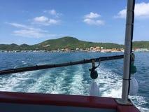 Ο παράδεισος νησιών Στοκ εικόνες με δικαίωμα ελεύθερης χρήσης