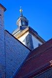 Ο παλαιός πύργος πετρών Στοκ εικόνες με δικαίωμα ελεύθερης χρήσης