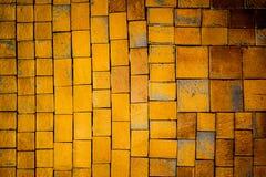 Ο παλαιός τουβλότοιχος είναι υπόβαθρο Στοκ εικόνες με δικαίωμα ελεύθερης χρήσης