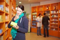 ο πελάτης αποφασίζει το &p Στοκ φωτογραφία με δικαίωμα ελεύθερης χρήσης