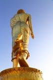 Ο περίπατος του Βούδα Στοκ Φωτογραφίες