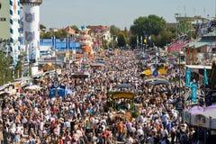 ο πιό oktoberfest Στοκ Φωτογραφία