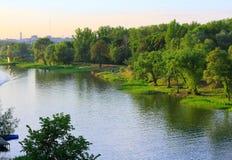Ο ποταμός μπορεί Στοκ φωτογραφία με δικαίωμα ελεύθερης χρήσης