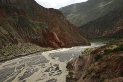 Ο ποταμός στο NOA στοκ εικόνες