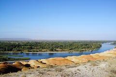 Ο ποταμός Στοκ φωτογραφίες με δικαίωμα ελεύθερης χρήσης