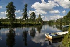 Ο ποταμός Bolman Στοκ Εικόνες