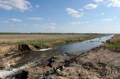 Ο ποταμός Kasmala στην περιοχή Mamontovsky του εδάφους Altai Στοκ φωτογραφίες με δικαίωμα ελεύθερης χρήσης