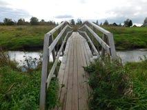 Ο ποταμός Suyda Στοκ φωτογραφίες με δικαίωμα ελεύθερης χρήσης