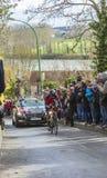 Ο ποδηλάτης Peter Velits - Παρίσι-Νίκαια 2016 Στοκ Εικόνα