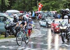 Ο ποδηλάτης Tony Martin Στοκ Εικόνες