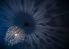 Ο πολυέλαιος πετά τη σκιά πέρα από το ανώτατο όριο στοκ φωτογραφίες