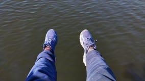 Ο πολύ όμορφος ποταμός Στοκ φωτογραφίες με δικαίωμα ελεύθερης χρήσης