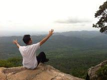 Ο πράσινος ευρύς κόσμος μου στοκ φωτογραφία με δικαίωμα ελεύθερης χρήσης