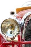 Ο προβολέας του παλαιού αυτοκινήτου στοκ φωτογραφία με δικαίωμα ελεύθερης χρήσης